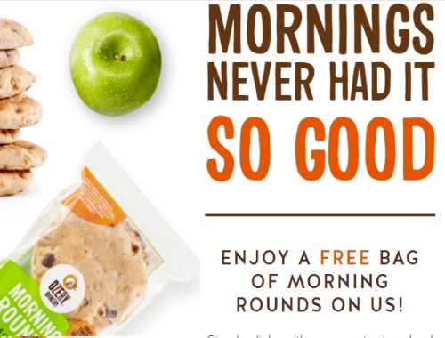 Ozery Free Bakery Morning Rounds Coupon