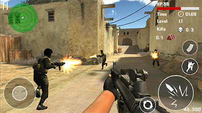 Counter terrorist shoot (Unlimited Money) Mod Apk for Android