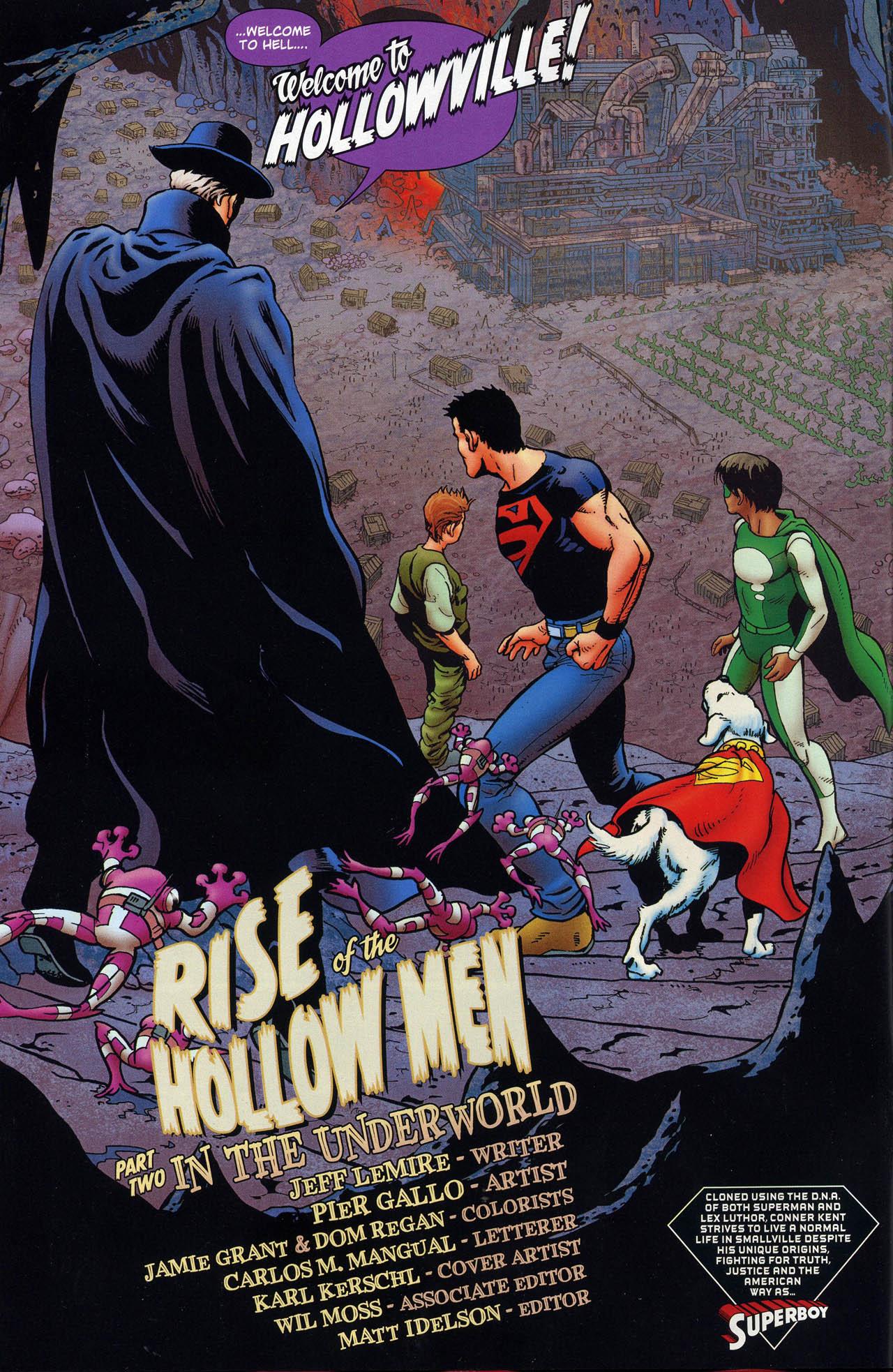 Superboy [I] Issue #9 #9 - English 4