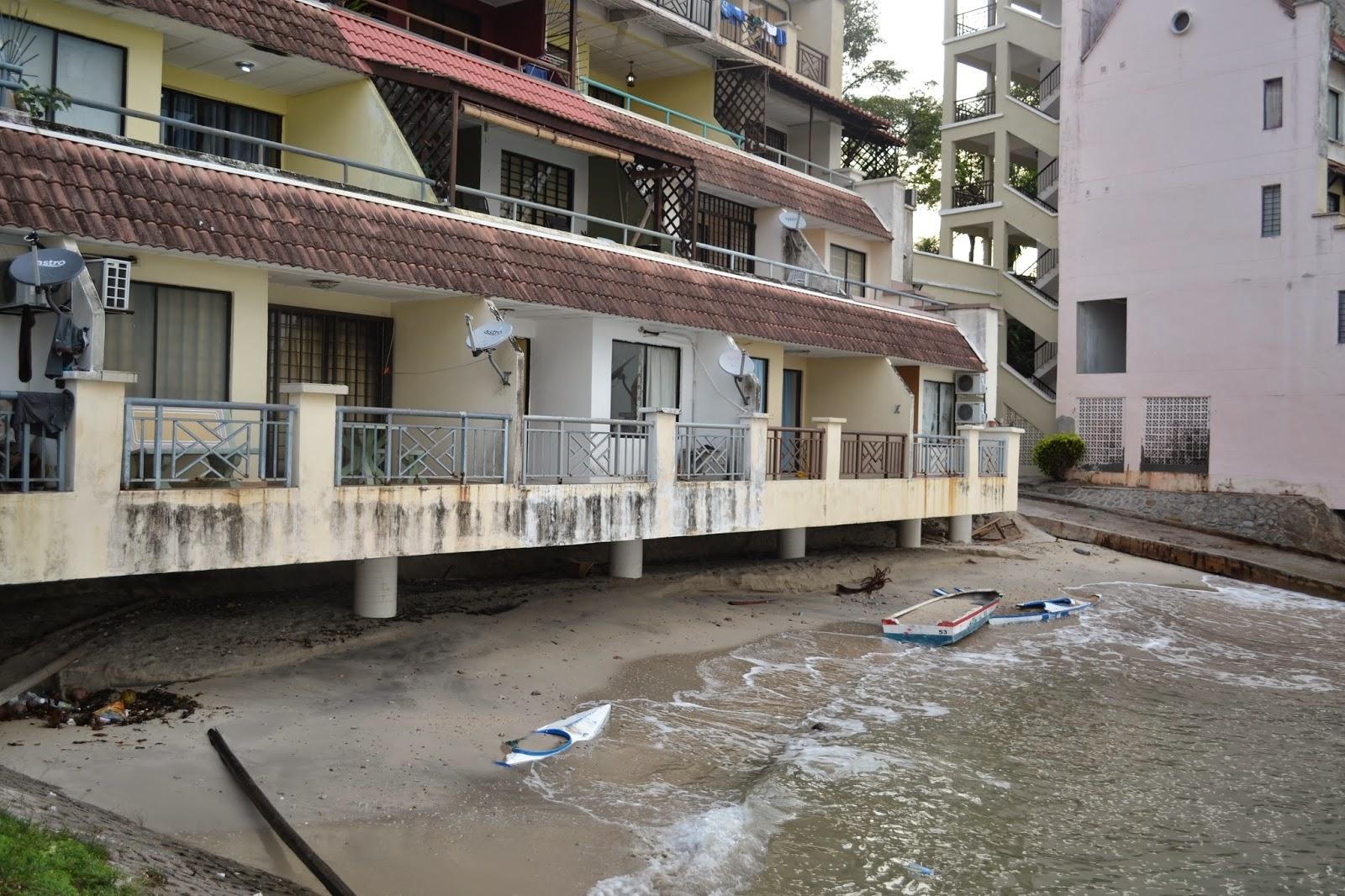Blok Apartment Ndirian Sendu