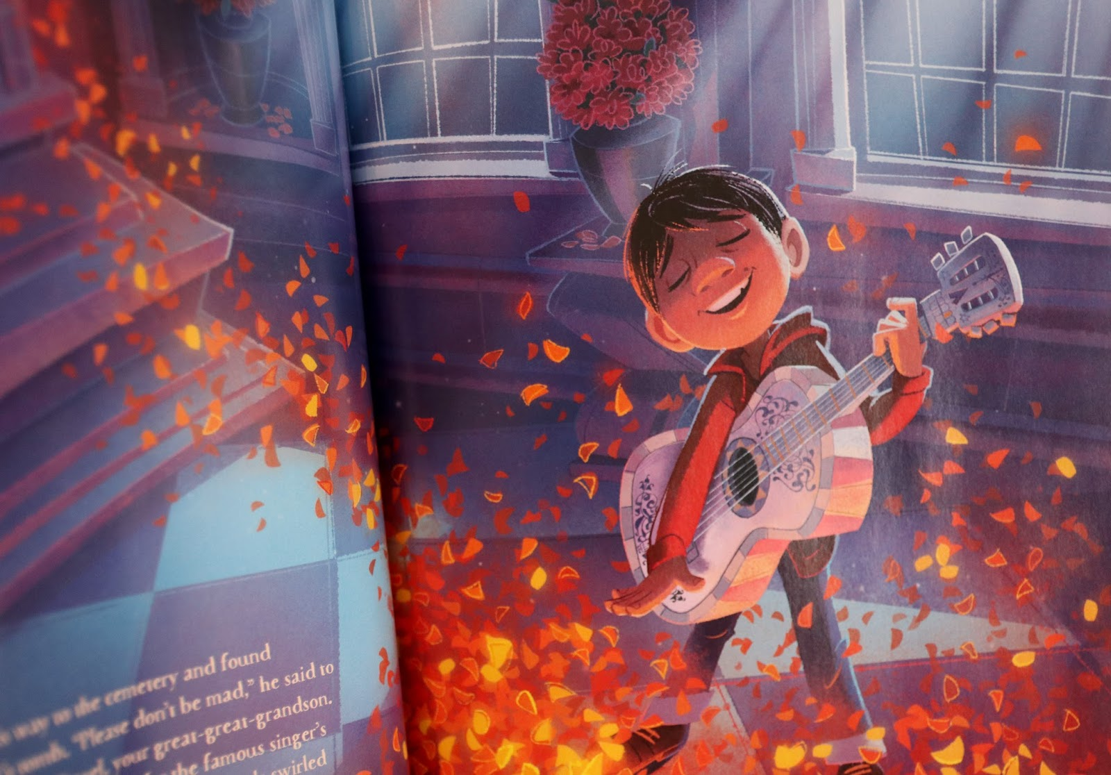pixar coco big golden book