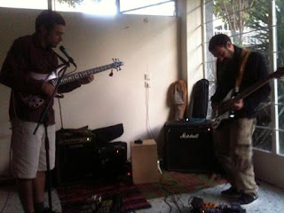 Distorted Function - greek bass band