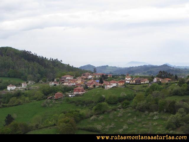 Vista de Torazo