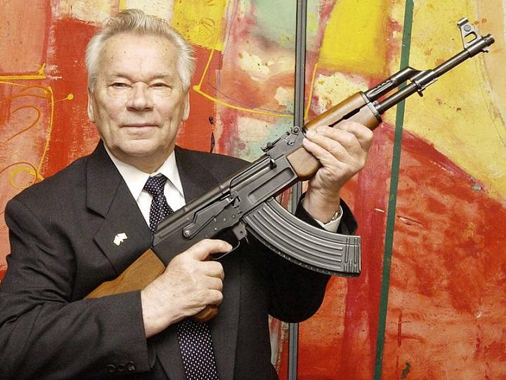 Mikhail Kalashnikov, Perancang Senjata Paling Terkenal di Dunia