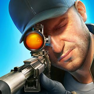 تحميل لعبة Sniper 3D Assassin  مهكرة للاندرويد ( آخر اصدار )