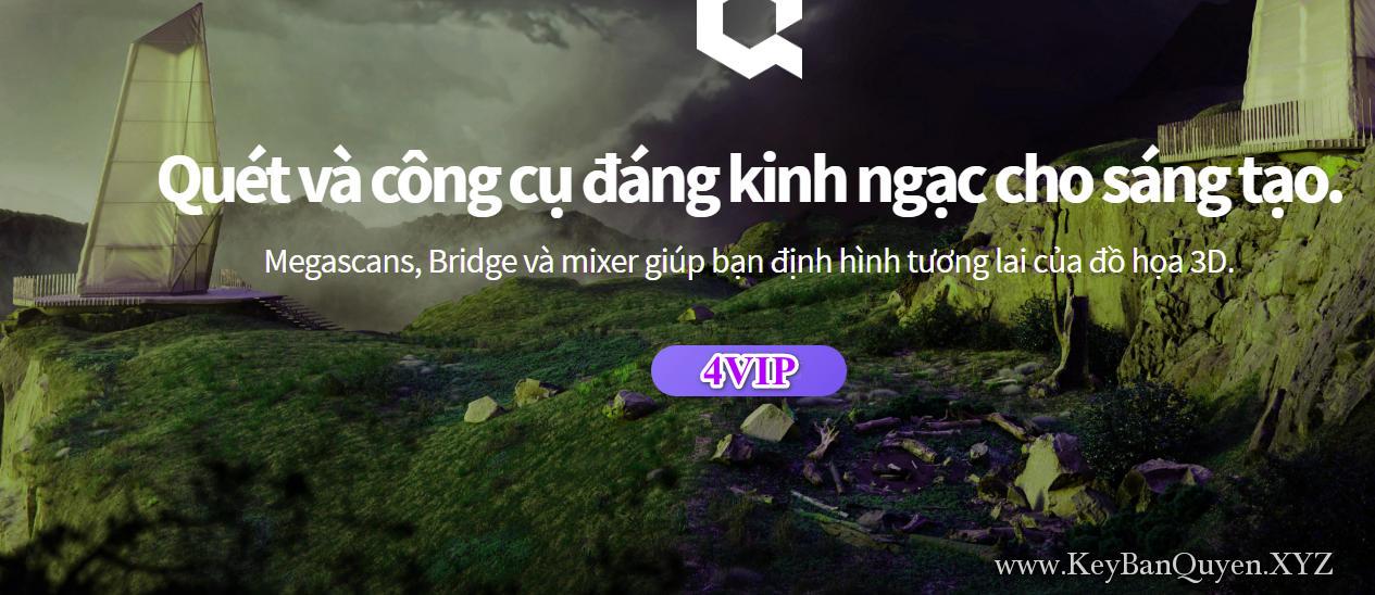 Quixel Mixer 2018 Build 2.2 Full Key Download, Phần mềm giúp tạo ra kết cấu quang học