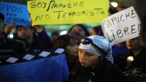 Chile: Trasladan a la cárcel a mapuches hospitalizados por huelga de hambre