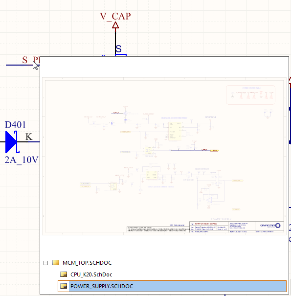 Altium PCB Designer: Schematic Checks