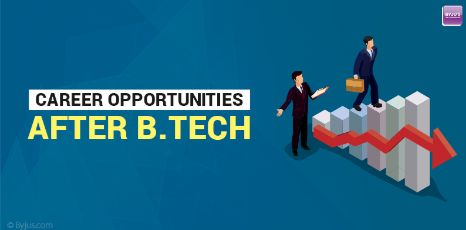 Which is the best career option after btech