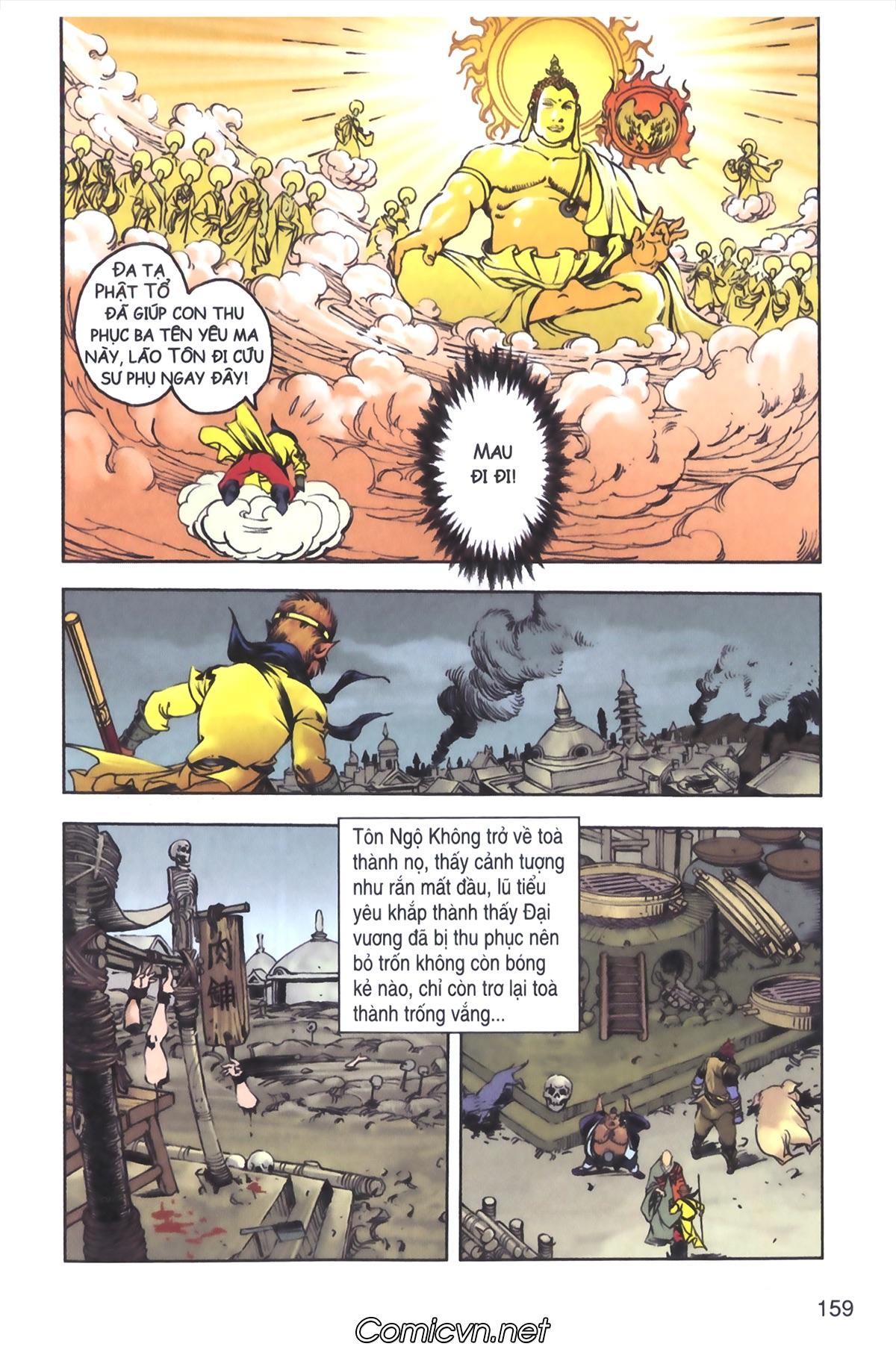 Tây Du Ký màu - Chapter 123 - Pic 17