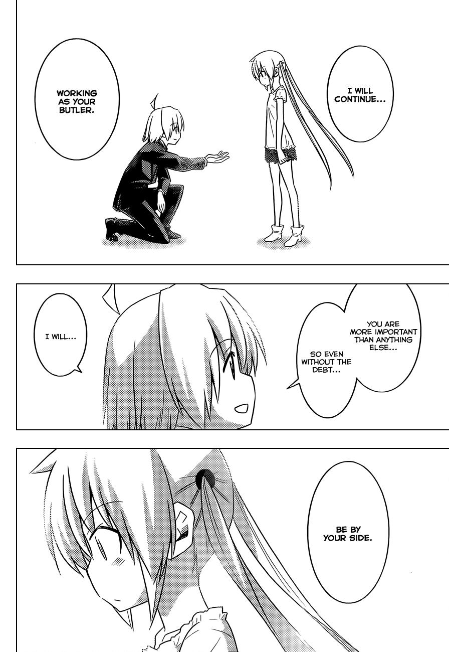Hayate the Combat Butler - Chapter 545