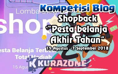"""Kompetisi Blog - ShopFest """"Pesta Belanja Terbesar di Akhir Tahun!"""" Berhadiah Uang Tunai"""