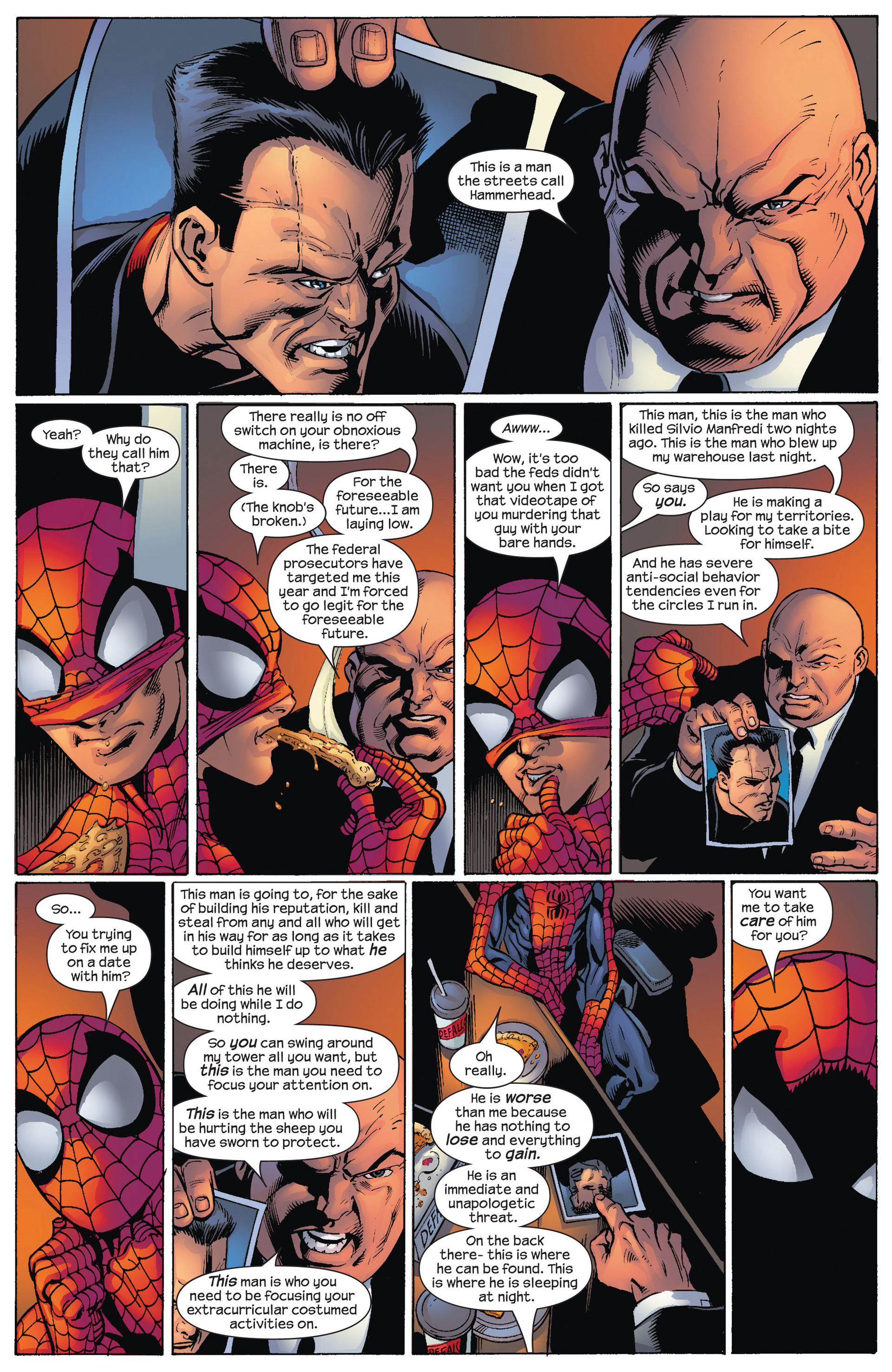 Read online Ultimate Spider-Man (2000) comic -  Issue #80 - 20