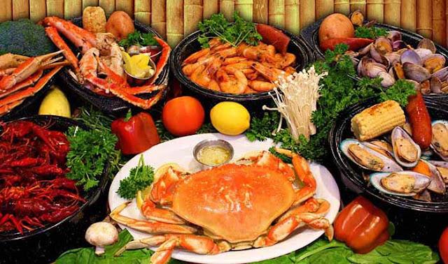 Kiêng ăn hải sản