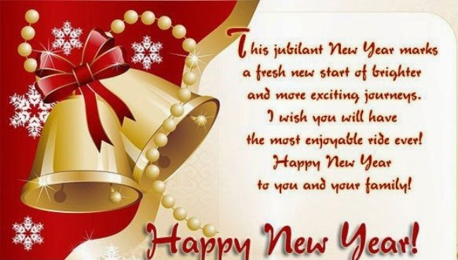 Happy New Year 2021 Images for Family