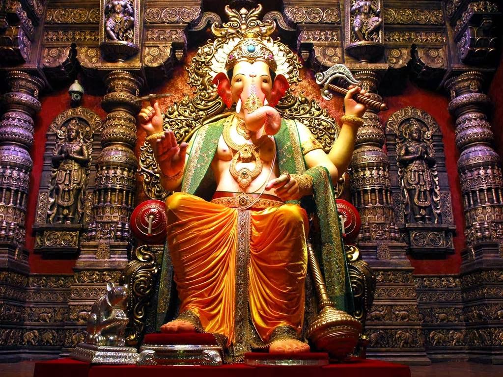 Pen Ganesh Murtidownload Hd: Lalbaugcha Raja Wallpapers