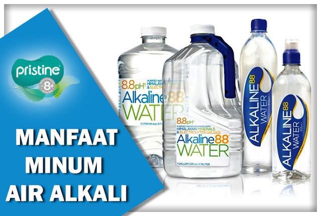 Manfaat Air Alkali Bagi Tubuh