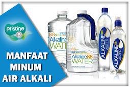 Siapa Sangka Air Alkali Memiliki Banyak Manfaat?