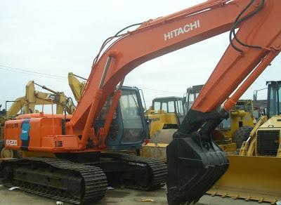 EX 200-3 Hitachi service manual