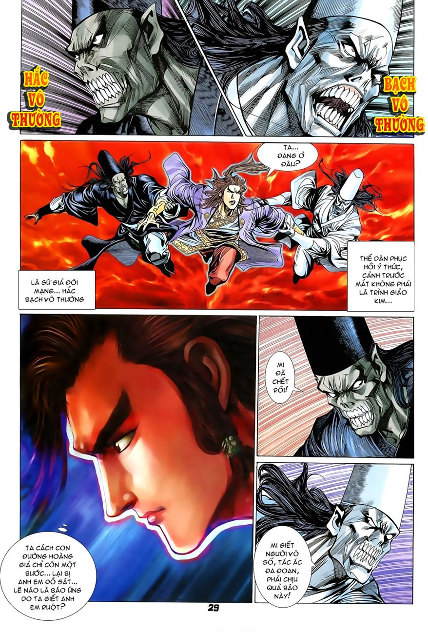 Đại Đường Uy Long chapter 79 trang 35