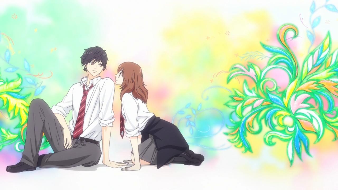 Moonlight Summoners Anime Sekai Blue Spring Ride Ao