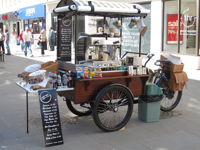5 benefits of coffee bike