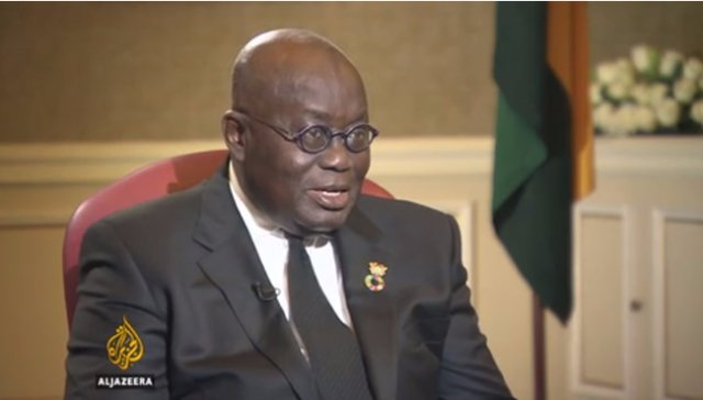 Legalising homosexuality not urgent issue in Ghana now – Akufo-Addo