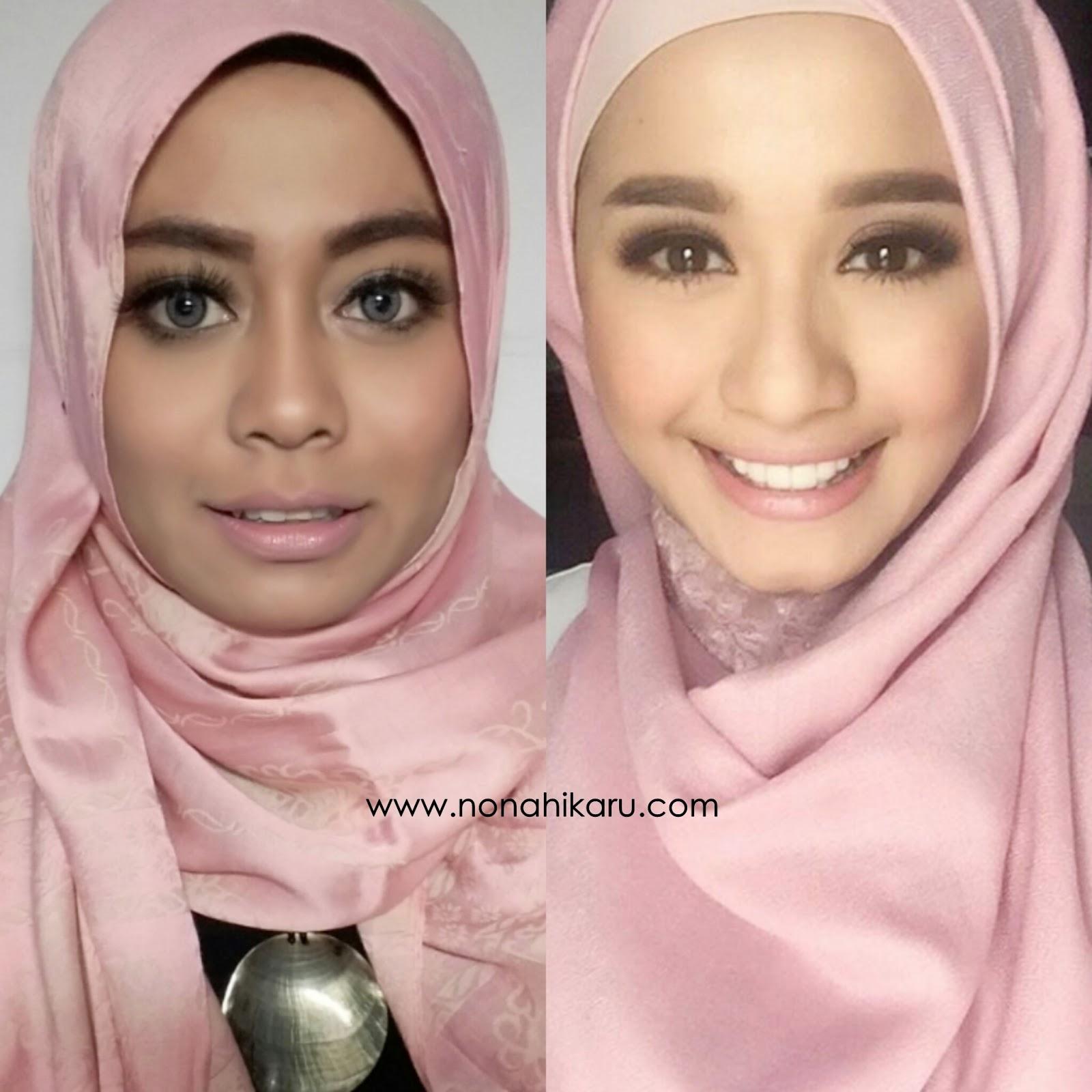 TUTORIAL KOLABORASI MAKEUP ALA ARTIS INDONESIA Beauty Travelling