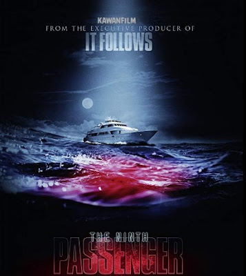 The Ninth Passenger (2018) DVDRip Subtitle Indonesia