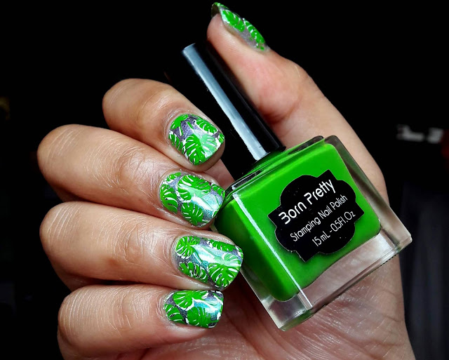 enchanted polish - magical mystery tour & stamping BPL047