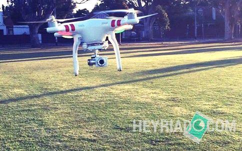 Cara Menerbangkan Drone Dengan Mudah