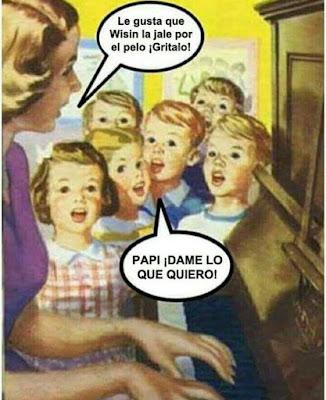 meme de humor wisin reggaeton perreo