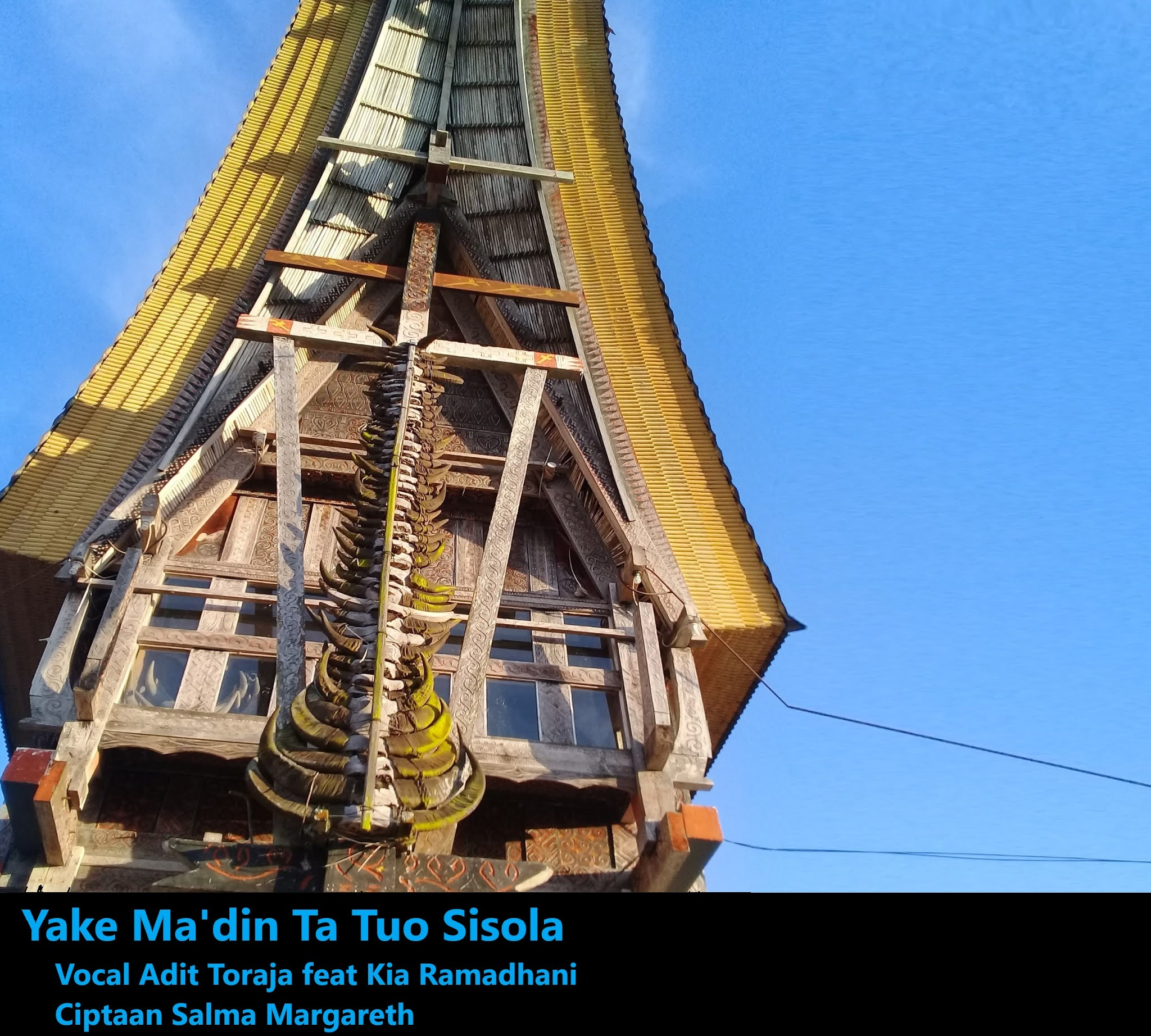 Lirik Lagu Yake Ma'din Ta Tuo Sisola - Salma Margareth