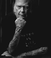 Neil Young - Leonard Peltier - Tatoo