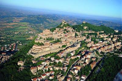 Negara Terkecil di Dunia San Marino