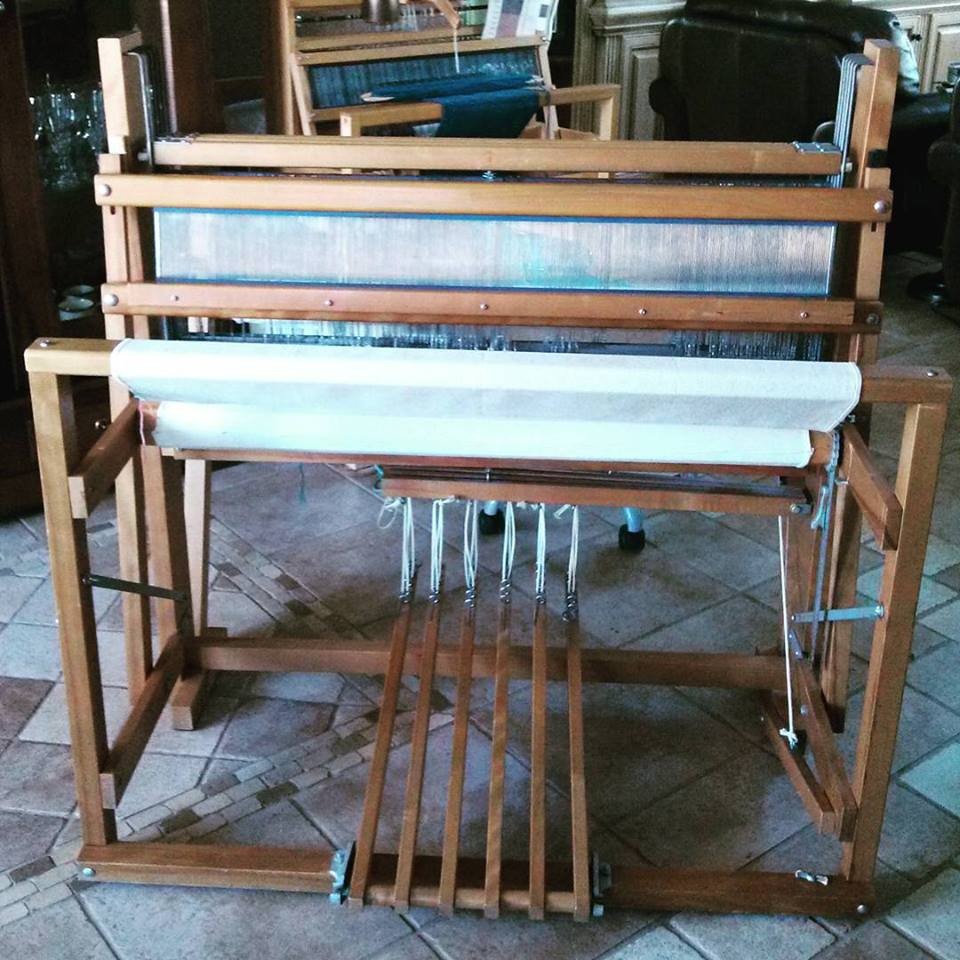 Floor Looms For Sale: One Can Never Have Too Many Looms