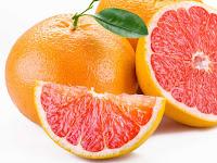 Grapefruit-Citrus × paradisi-Jeruk Sitrus