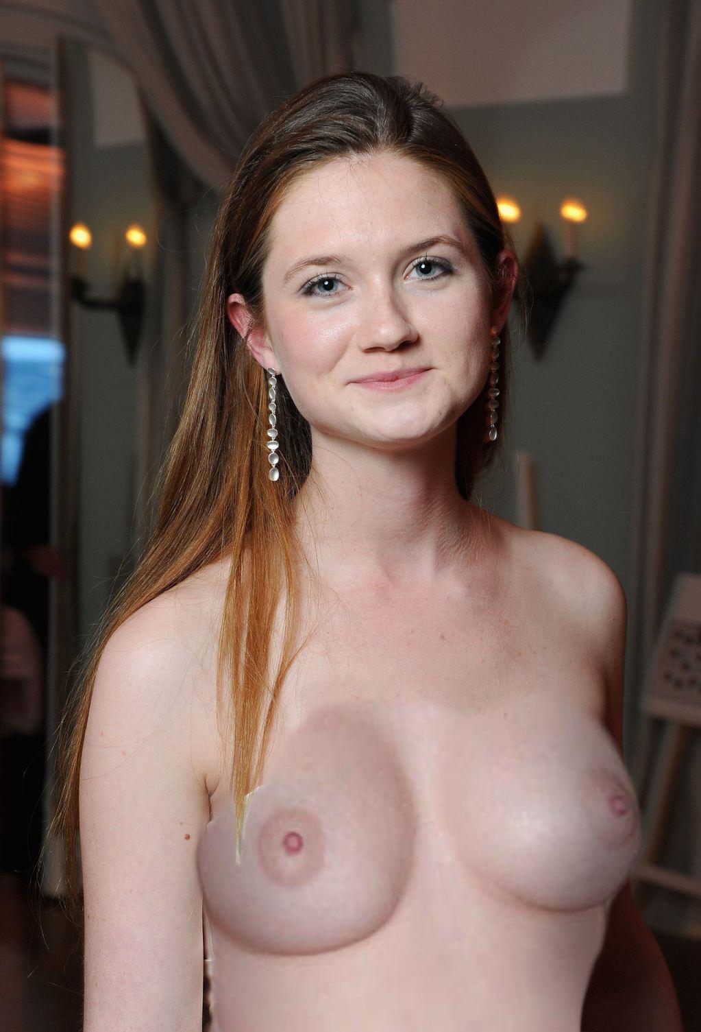 Luna lovegood fake naked