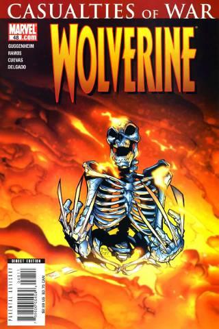Civil War: Wolverine #48 PDF