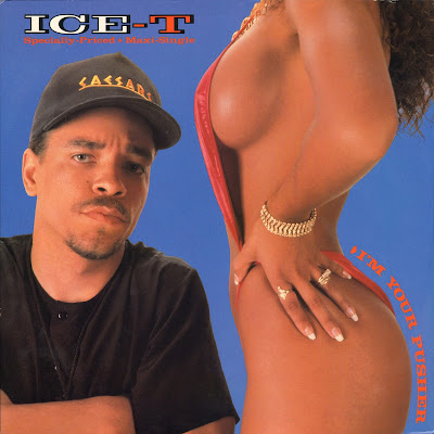 Ice-T – I'm Your Pusher (1988) (VLS) (FLAC + 320 kbps)