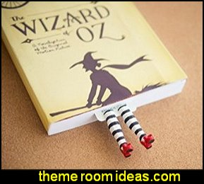 Wicked Witch Bookmark from the Wizard of Oz