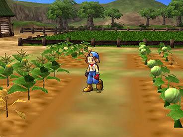 Download permainan harvest moon
