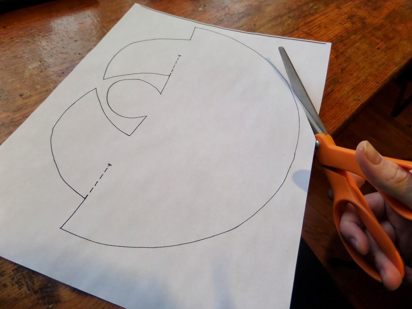DIY Christmas Angel Craft With Printable Template