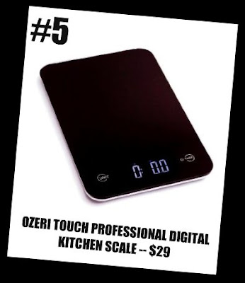 Ozeri Kitchen Scale America S Test Kitchen
