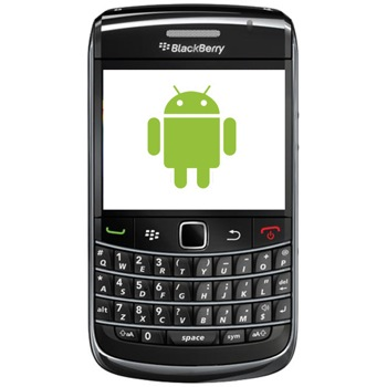BlackBerry to Run On Android OS