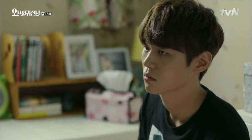 Just me and my favorites: Sinopsis Oh My Ghost Episode 13 Part 2