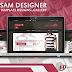 المجموعة الرابعة من أعمال ويب تكنيك لتصميم المواقع والمدونات الإلكترونية