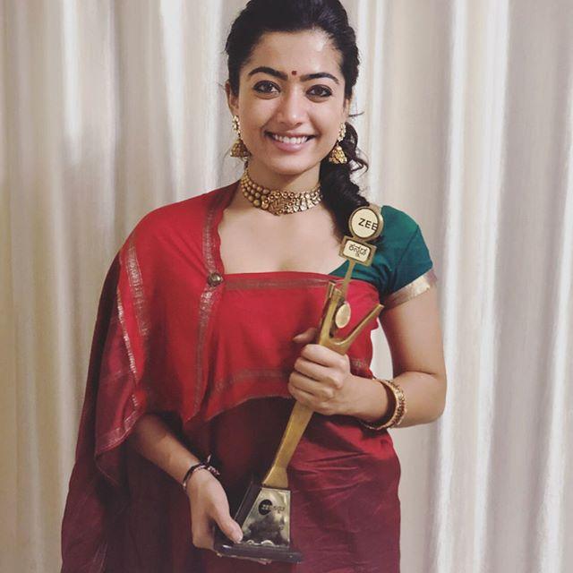 Rashmika Awards