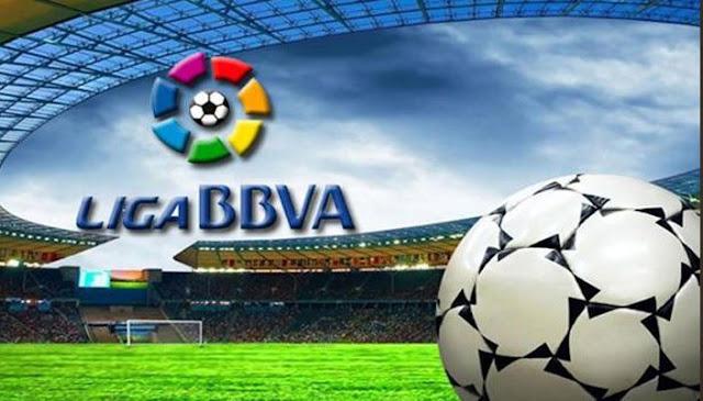 Daftar Pertandingan Liga Spanyol Pekan Ke 22