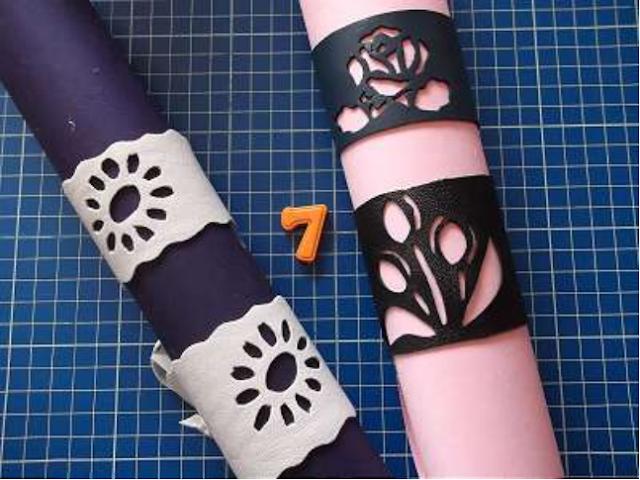 Favorito Riciclo Creativo - Craft and Fun: Come fare dei bracciali fai da  PR94